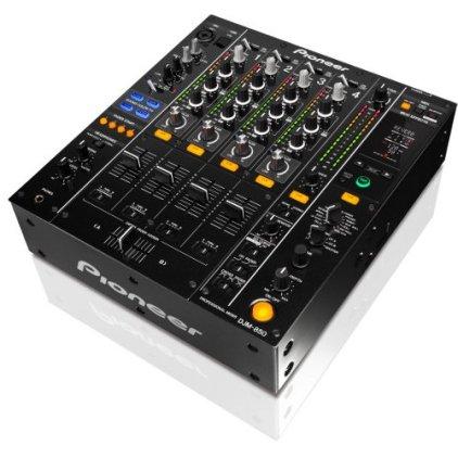 Микшер Pioneer DJM-850-K