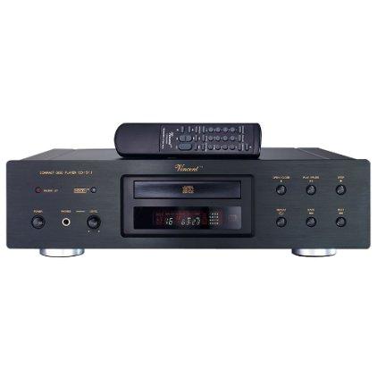 CD проигрыватель Vincent CD-S1.1 black