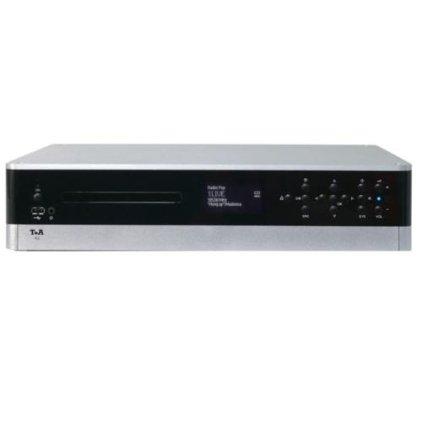 DVD ресивер T+A K2 black/silver