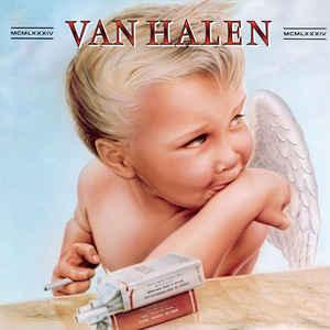 Виниловая пластинка Van Halen 1984 (180 Gram/Remastered)