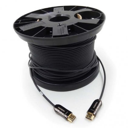 HDMI кабель In-Akustik Exzellenz HDMI 2.0 OPTICAL FIBER CABLE, 100.0 m, 009241100