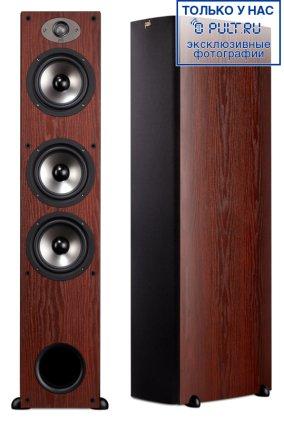 Напольная акустика Polk Audio TSx 440T black