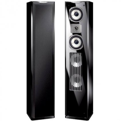 Напольная акустика Quadral Platinum M50 black high gloss
