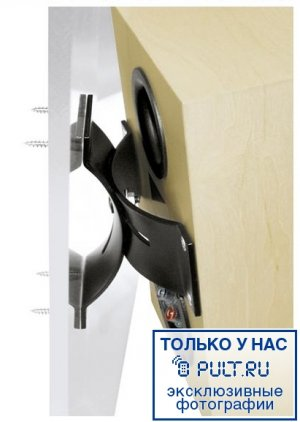 Крепёж для АС и HI-FI Dynaudio Wall Mount bracket