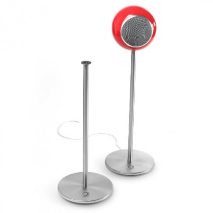 Elipson Planet L Stand Satin aluminium brushed