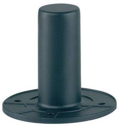 """Адаптер Proel KP305N - """"стакан"""" стойка-колонка, алюминий, цвет черный, диам.35мм"""