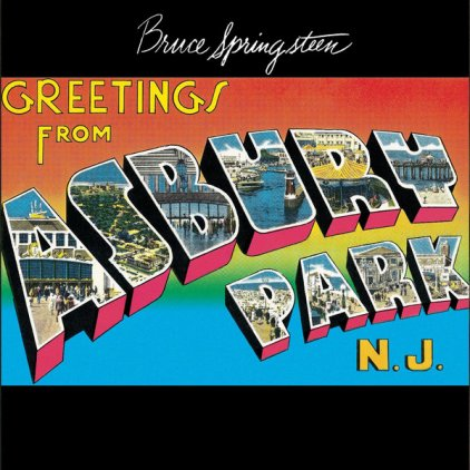 Виниловая пластинка Bruce Springsteen GREETINGS FROM ASBURY PARK, N.J. (180 Gram/Remastered)