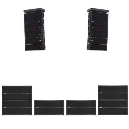 Комплект звукового оборудования RCF TT+ series №3