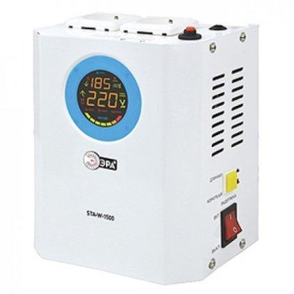 Настенный стабилизатор напряжения ЭРА STA-W-1500