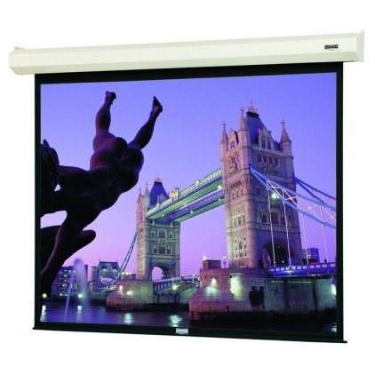 "Экран Da-Lite Cosmopolitan Electrol 92"" (16:9, 114x203 см, дроп 12 см) HC Matte White"