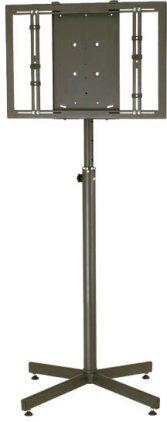 EuroMet 08000 3 ЧАСТИ Универсальная телескопическая стойка для плазменных панелей