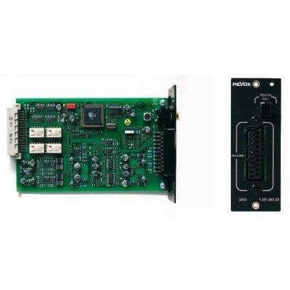 Модуль Revox M51 cd/dvd module MKIV scart