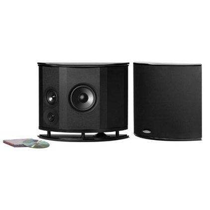 Настенная акустика Polk Audio LSi M702 F/X black (пара)