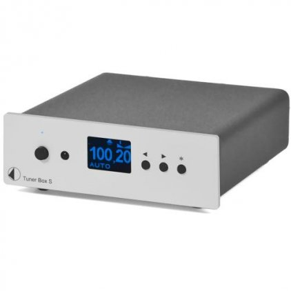 Тюнер Pro-Ject Tuner Box S silver