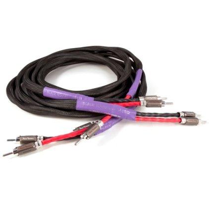 Акустический кабель Black Rhodium ACT 2 2.5m banan