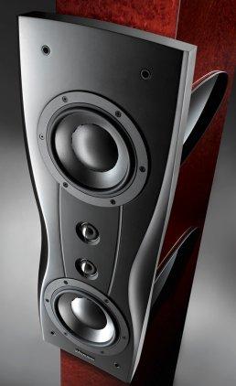 Напольная акустика Dynaudio Confidence C2 Platinum bordeaux laquer