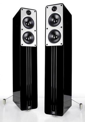 Напольная акустика Q-Acoustics Concept 40 gloss black
