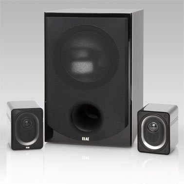 Сабвуфер Elac SUB 111.2 High Gloss White
