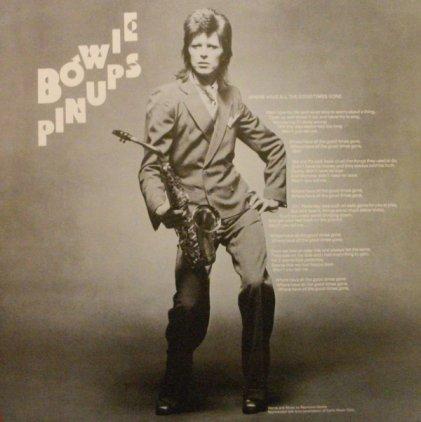 Виниловая пластинка David Bowie PINUPS (180 Gram)