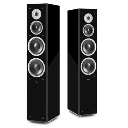 Напольная акустика Dynaudio Focus 380 glossy black lacquer
