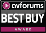 AV Forums - Best Buy Award
