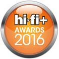 Журнал Hi-Fi+. Продукт года 2016