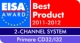 """EISA"" - Best Product 2011-2012"