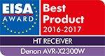 Лучший Европейский Ресивер для Домашнего Кинотеатра 2016-2017 года