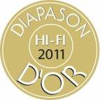 Diapason d'Or - Hi-Fi 2011