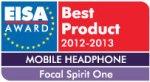 EISA BEST MOBILE HEADPHONES 2012-2013