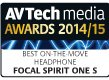 AVTech - Best On-The-Move Headphones