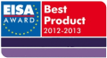 """EISA"" - Best Product 2012-2013"