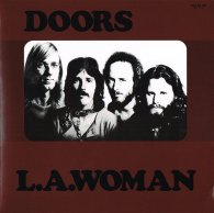 Виниловая пластинка The Doors L.A. WOMAN (STEREO) (180 Gram)