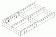 Аксессуар QSC AF3082-L Рама для массива WL3082 и WL212-sw