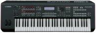 Клавишный инструмент Yamaha Motif XF6