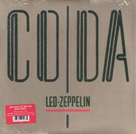 Виниловая пластинка Led Zeppelin CODA (Deluxe Edition/Remastered/180 Gram/Tri-fold sleeve with three pockets)