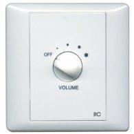 Панель ITC T-13F Регулятор громкости 30 Вт/100 В, реле принудительного включения