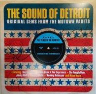 Виниловая пластинка The Sound Of Detroit ORIGINAL GEMS FROM THE MOTOWN VAULTS