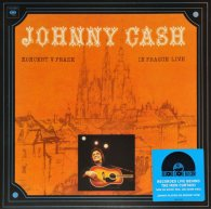 Виниловую пластинку Johnny Cash KONCERT V PRAZE (IN PRAGUE LIVE) (180 Gram Red vinyl)