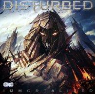 Виниловая пластинка Disturbed IMMORTALIZED (Gatefold)