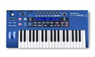 Синтезатор и пианино Novation Ultranova