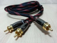 Межблочный аудио кабель MT-Power SUBWOOFER CABLE DIAMOND 2.0m