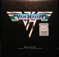 Виниловая пластинка Van Halen DELUXE (Box set/180 Gram)