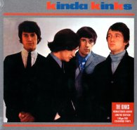 Виниловая пластинка The Kinks KINDA KINKS (180 Gram/Solid red vinyl)