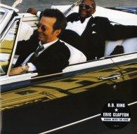 Виниловая пластинка Eric Clapton & B.B. King RIDING WITH THE KING (180 Gram)