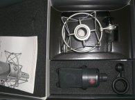 Микрофон и радиосистему NEUMANN TLM 103 studio set