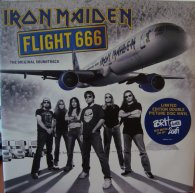 Проигрыватель виниловых дисков Iron Maiden FLIGHT 666 - THE ORIGINAL SOUNDTRACK (Picture disc/180 Gram)