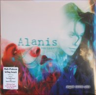Виниловая пластинка Alanis Morissette JAGGED LITTLE PILL (180 Gram/Remastered)