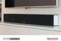 Обзор серии Soundbar от Monitor Audio
