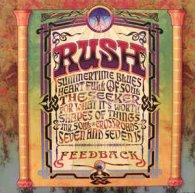 Виниловая пластинка Rush FEEDBACK (200 Gram)